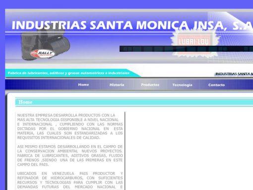 Industrias Santa Mónica INSA, C.A.